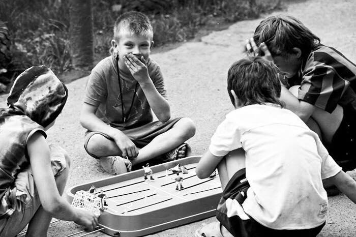 Любимые игры детства