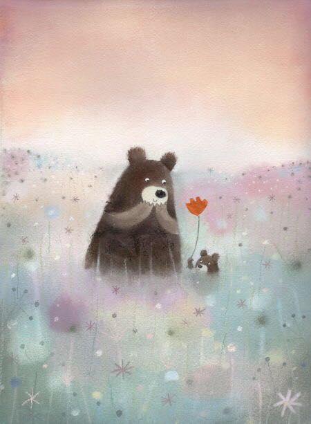 Обережные сказки Большой Медведицы. День рождения папы