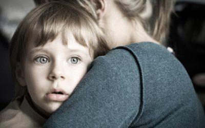 Почему мы пугаем ребенка, когда нужно успокоить