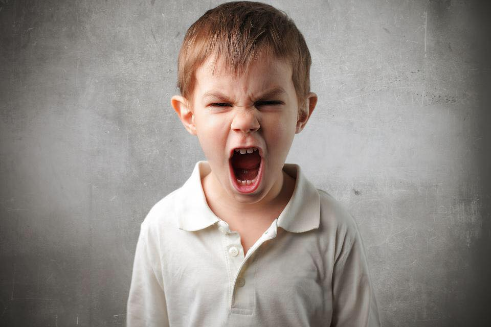 Когда гнев затапливает