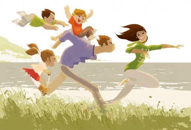 Как вырастить ребенка счастливым? - Л. Петрановская