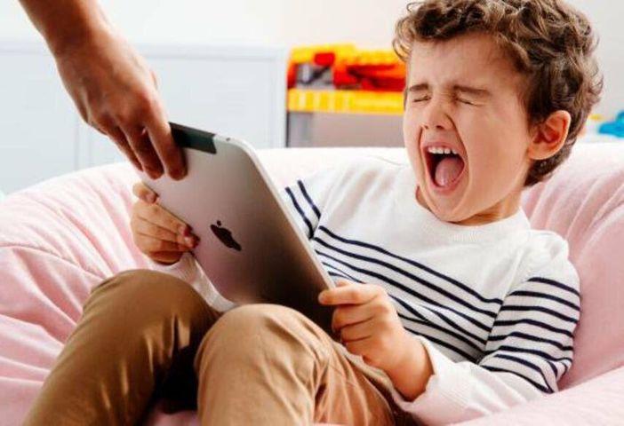 Дети и гаджеты, блог