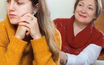 Почему «штормит» от общения с мамой | Мария Летучева