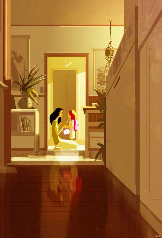 Детский нейропсихолог: Самое важное, что нужно сказать ребенку утром
