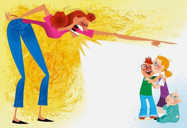 Как вернуть себе контроль в сильном гневе