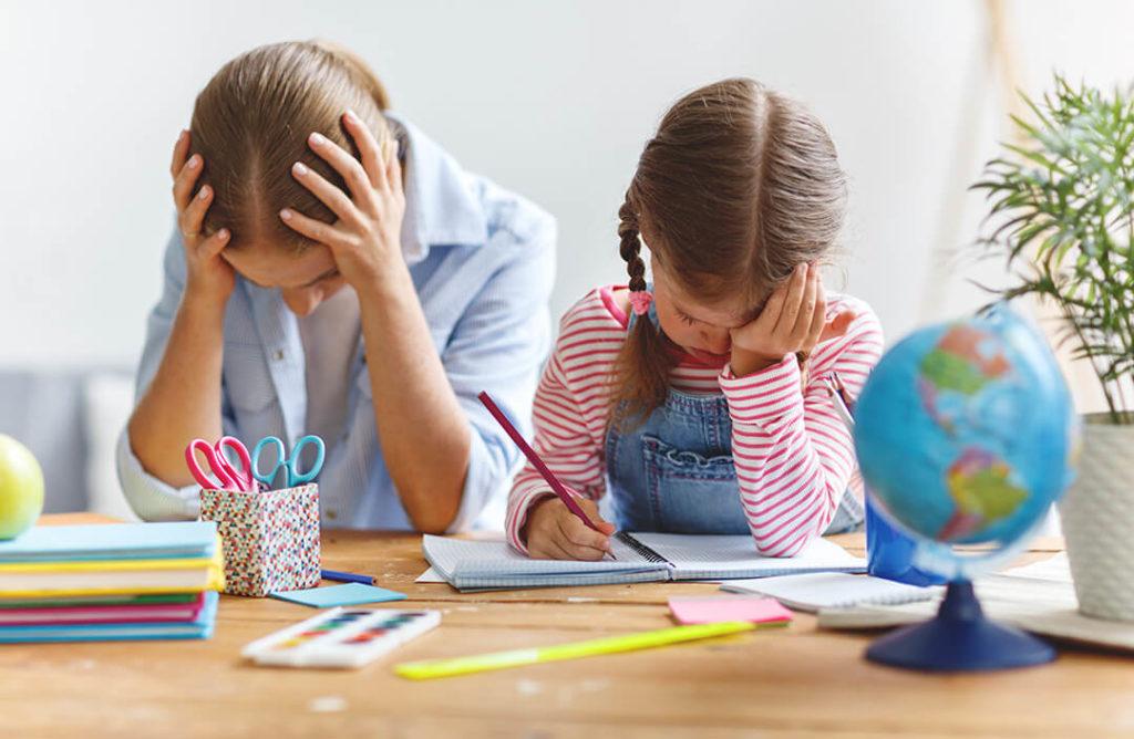 Детский нейропсихолог: Что мешает детям хорошо учиться