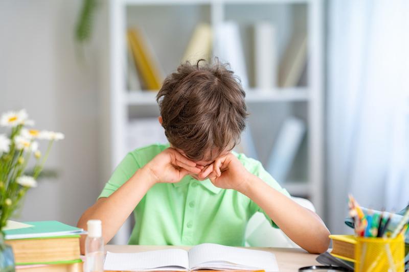 Ребенку трудно в школе? Проверьте зрение!