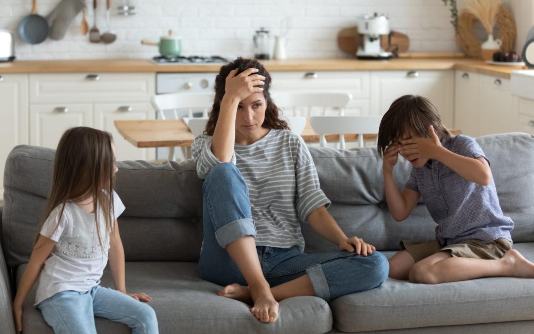 Как ребенок попадает в спираль неуспешности