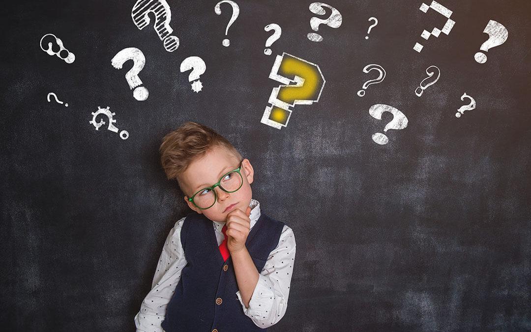 Дети, которые не понимают, чего хотят