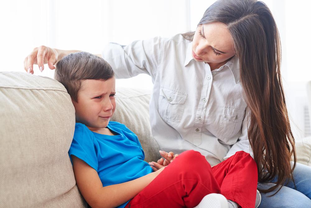 Ребенок часто ссорится с детьми И не хочет идти в сад из-за другого ребенка